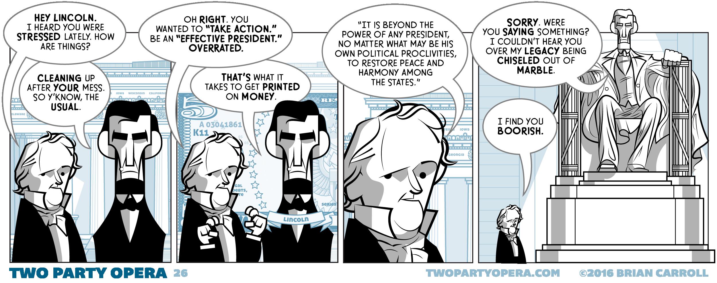 An Effective President