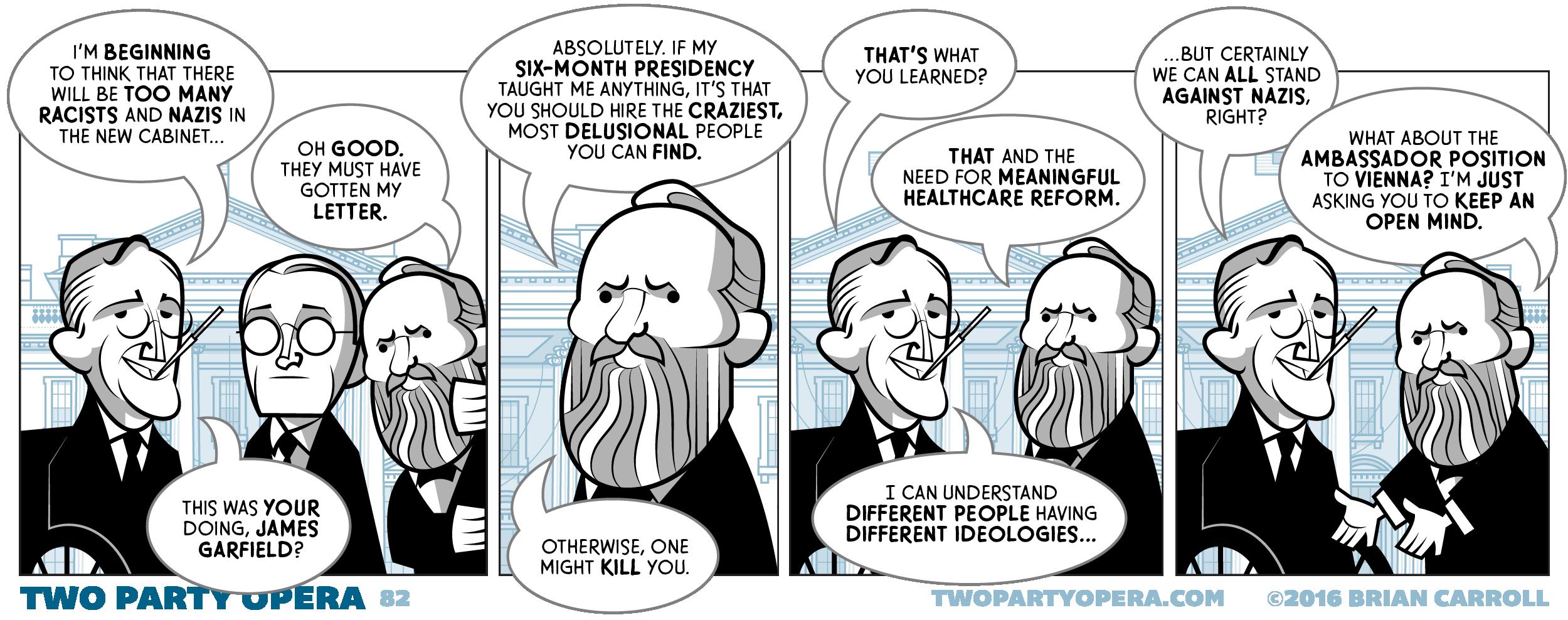 The Garfield Doctrine