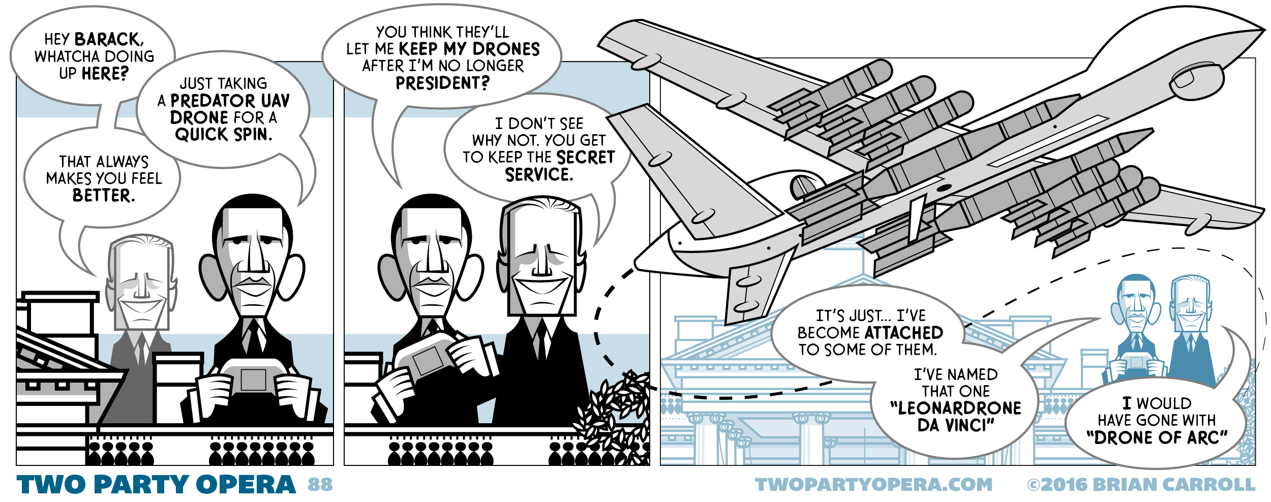 The Drone Ranger
