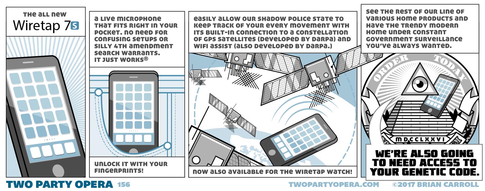 Wiretap 7S