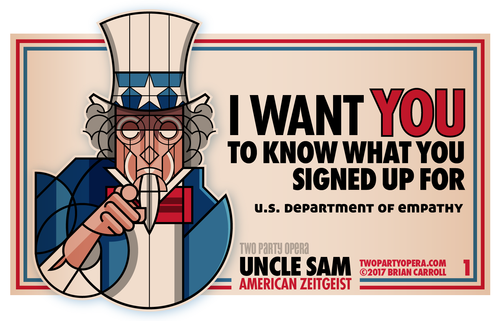 Uncle Sam: American Zeitgeist – 1
