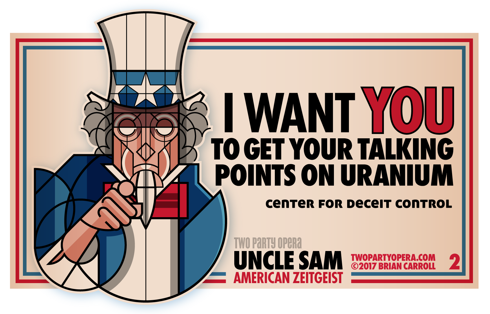 Uncle Sam: American Zeitgeist – 2