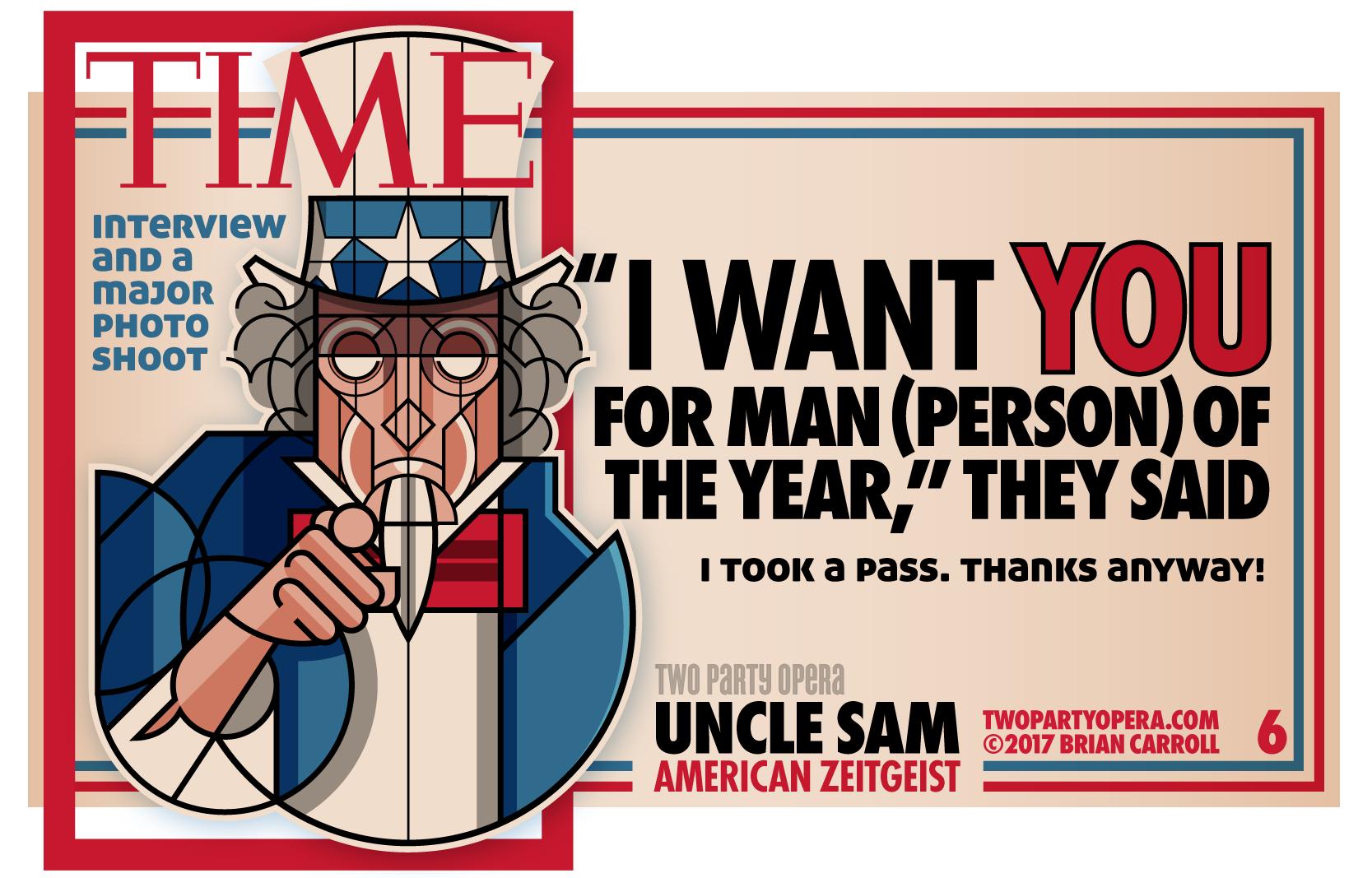 Uncle Sam: American Zeitgeist – 6