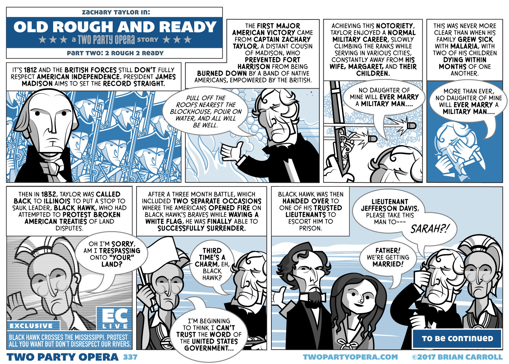 Old Rough and Ready – Part Two: 2 Rough 2 Ready