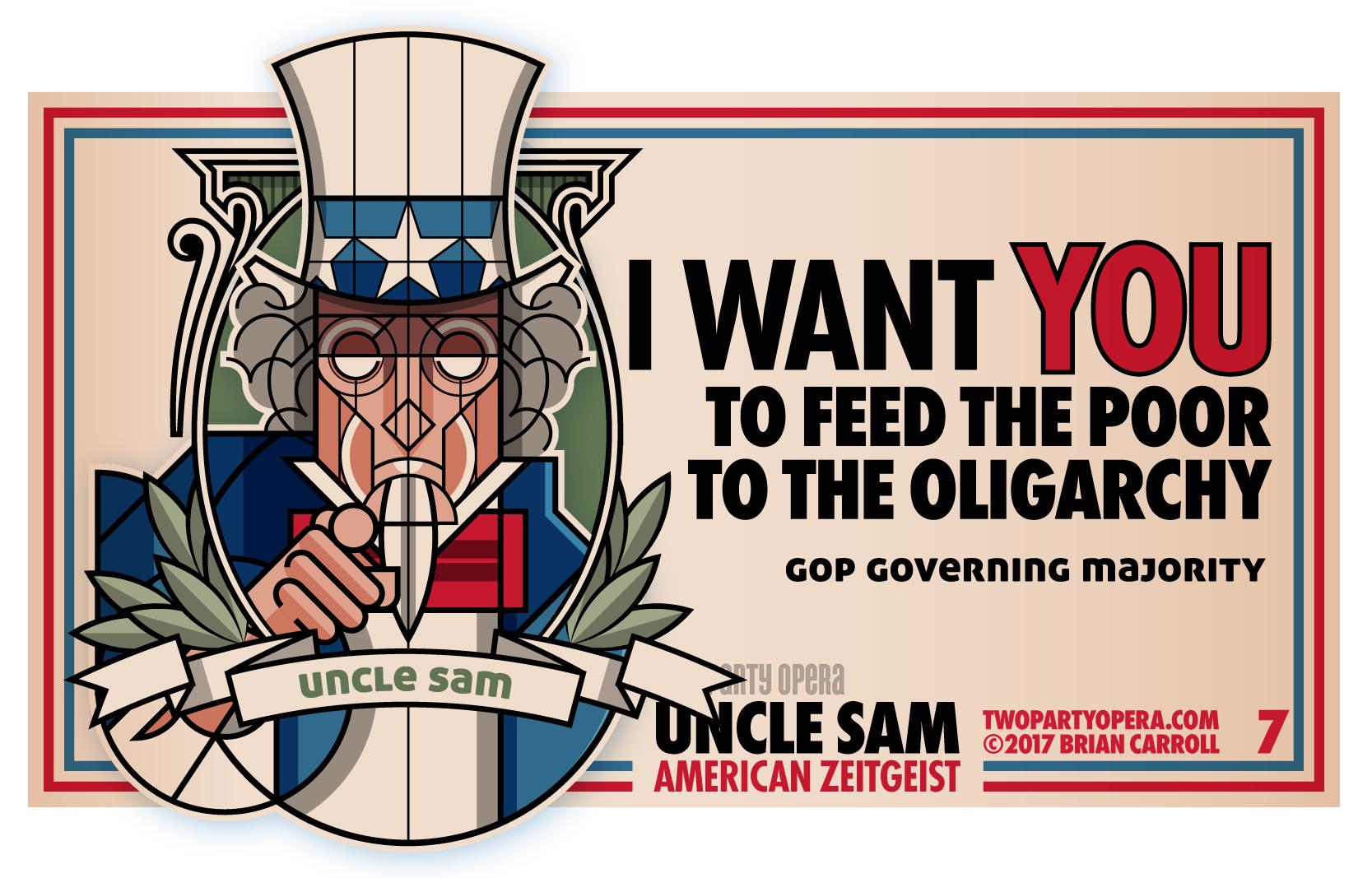 Uncle Sam: American Zeitgeist – 7