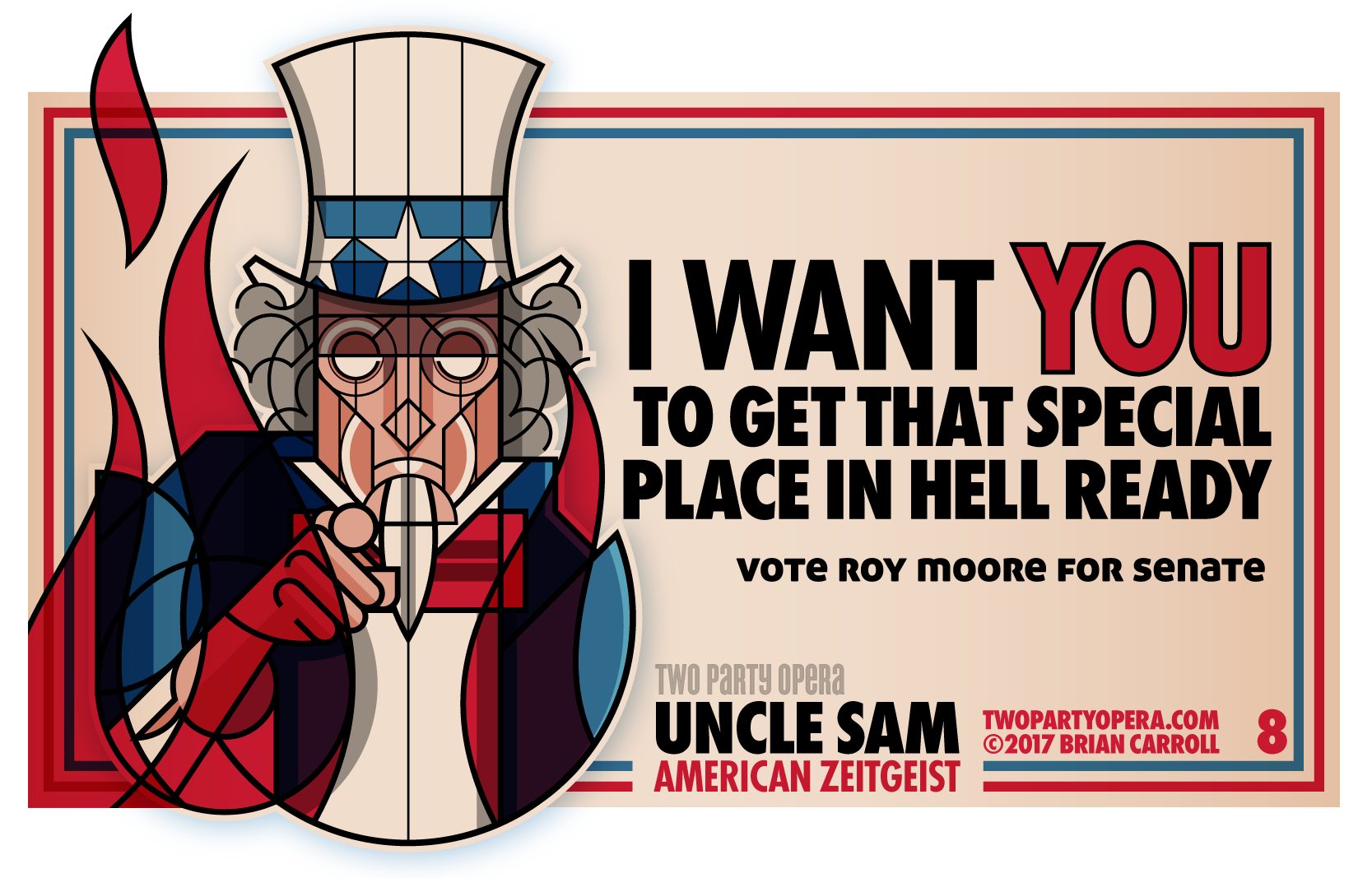 Uncle Sam: American Zeitgeist – 8