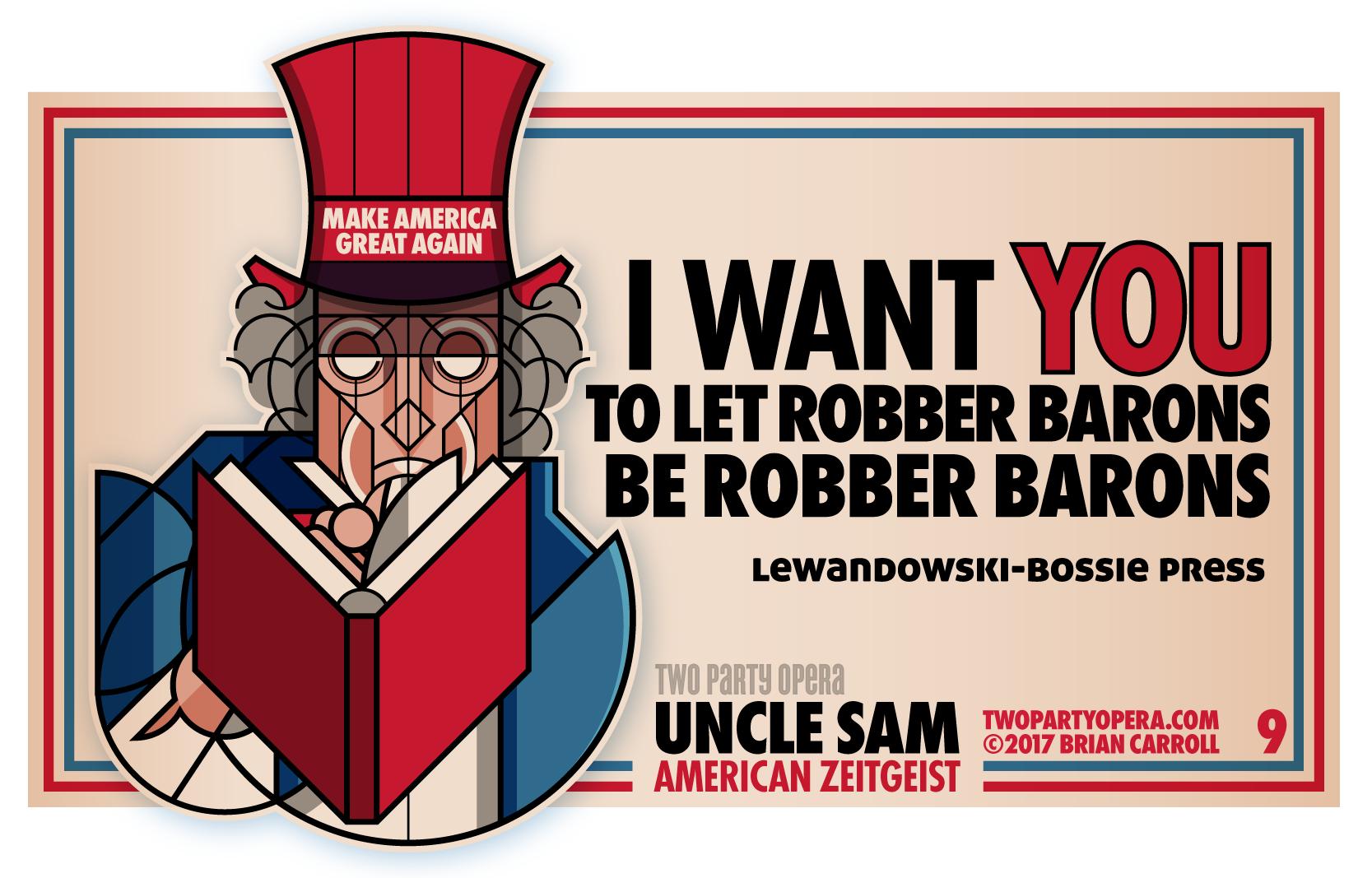 Uncle Sam: American Zeitgeist – 9