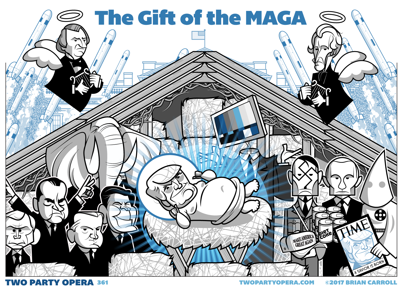 The Gift of the MAGA