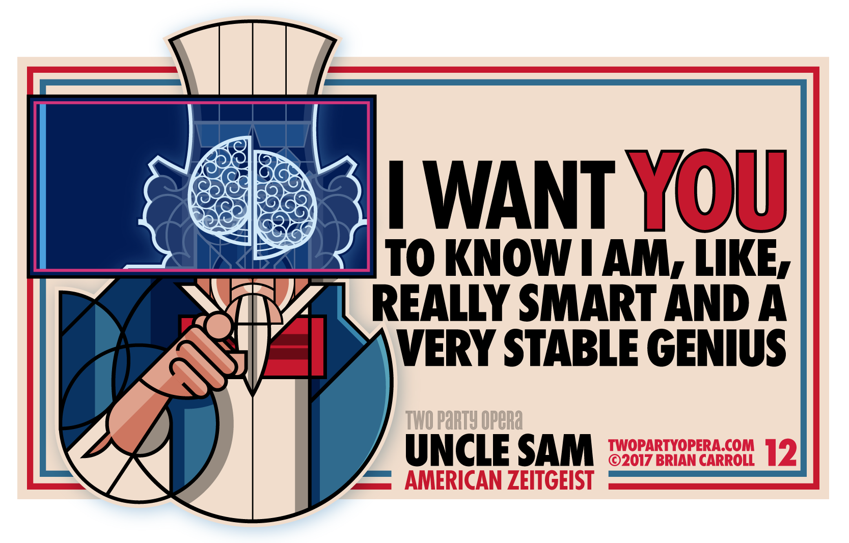 Uncle Sam: American Zeitgeist – 12