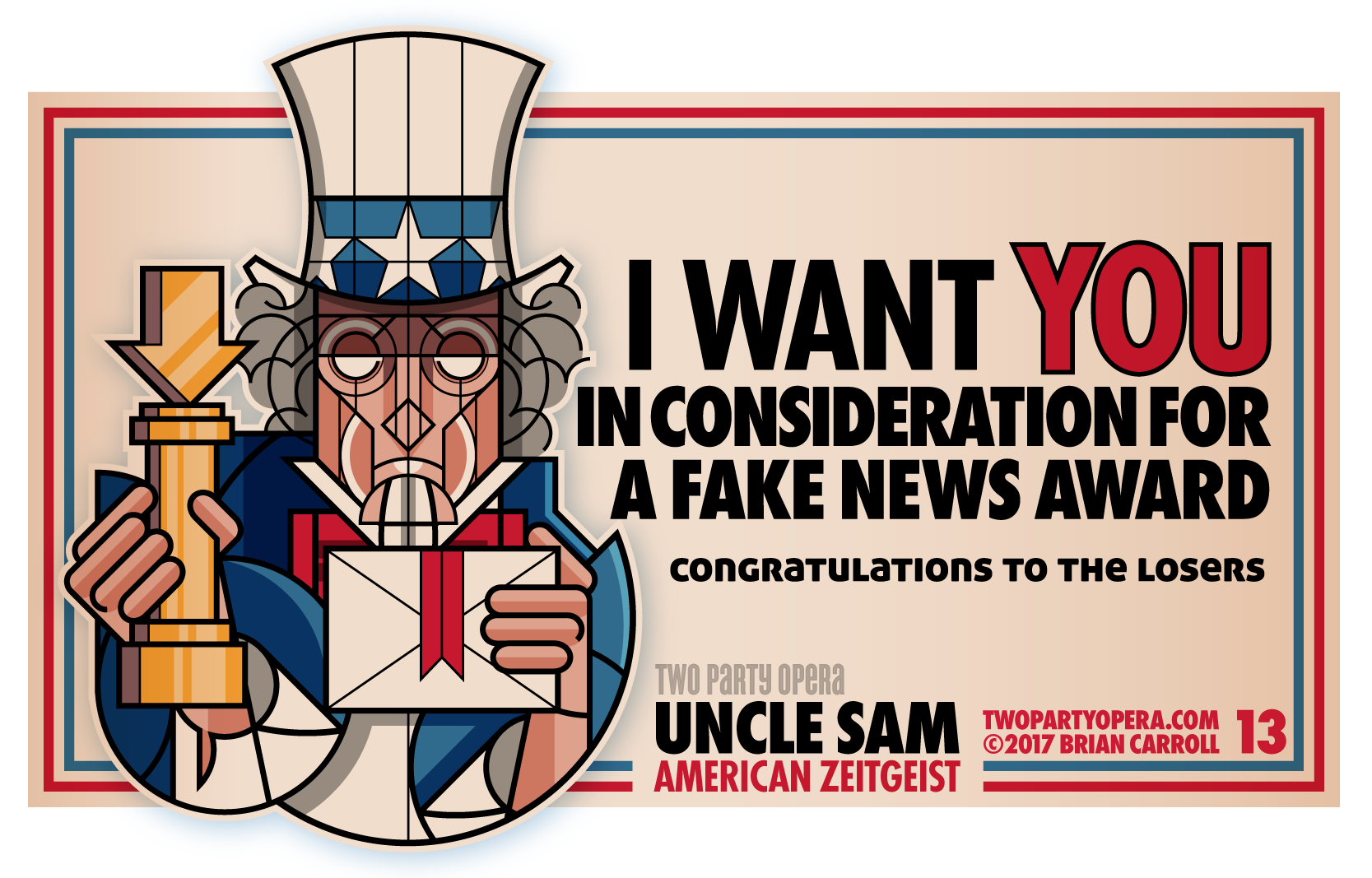 Uncle Sam: American Zeitgeist – 13