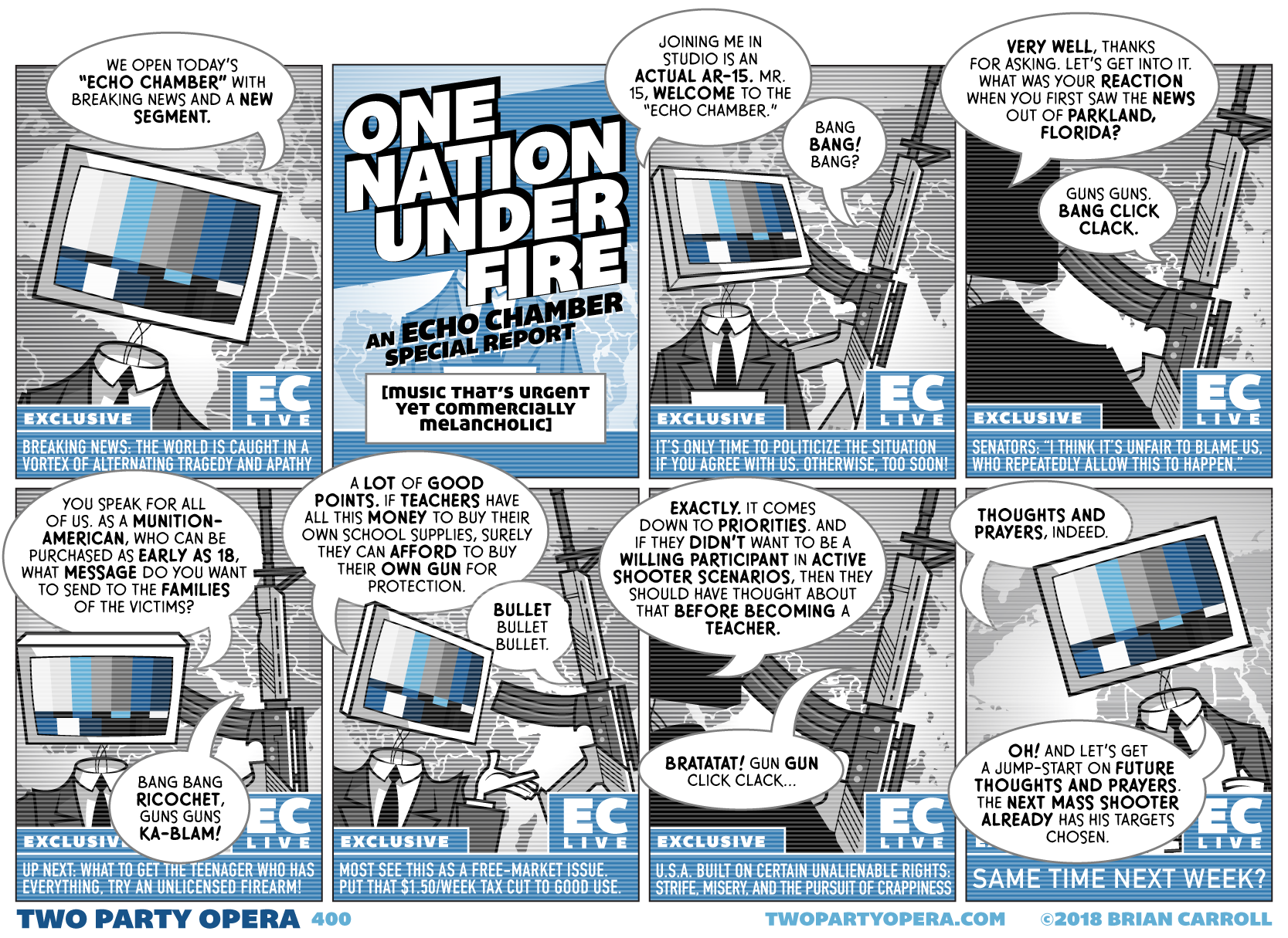 One Nation Under Fire
