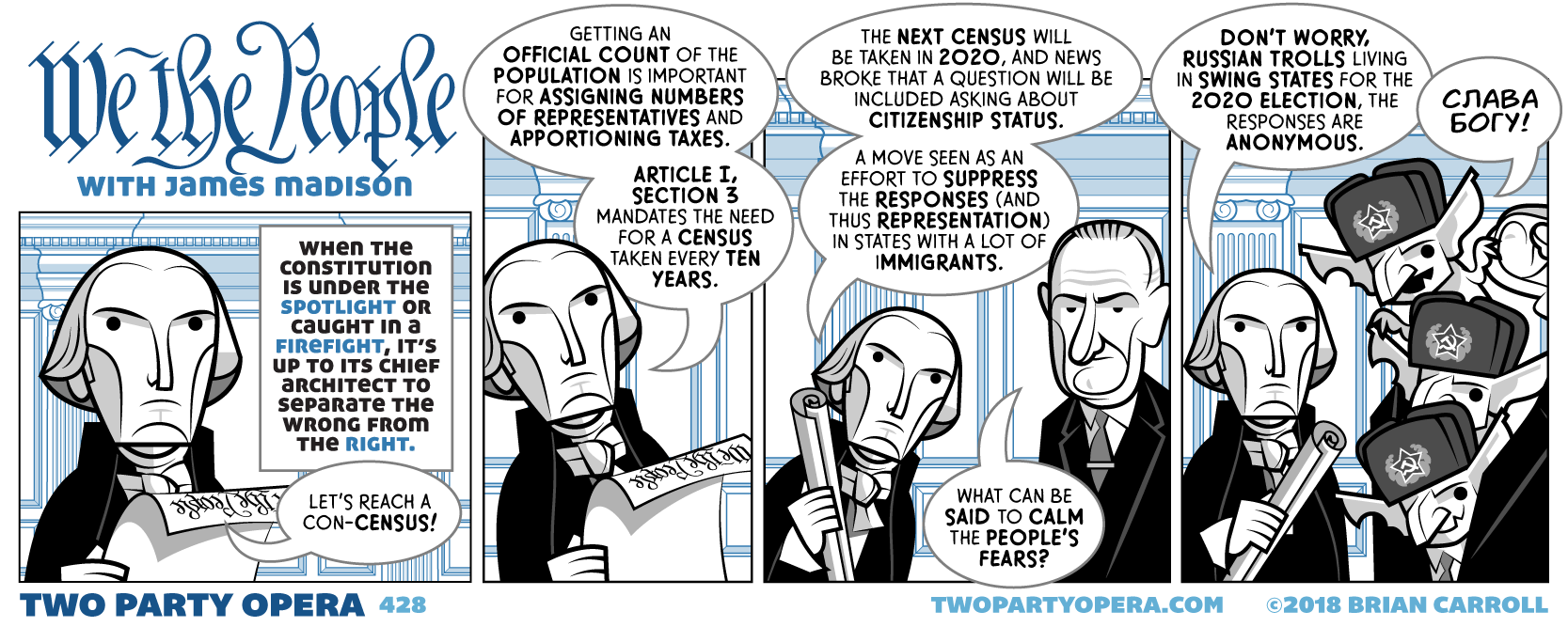 We The People – Census