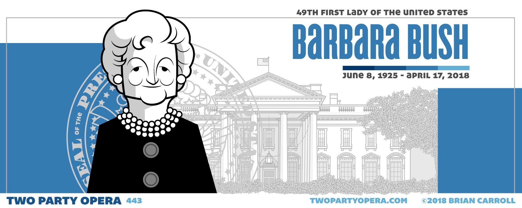 In Tribute: Barbara Bush