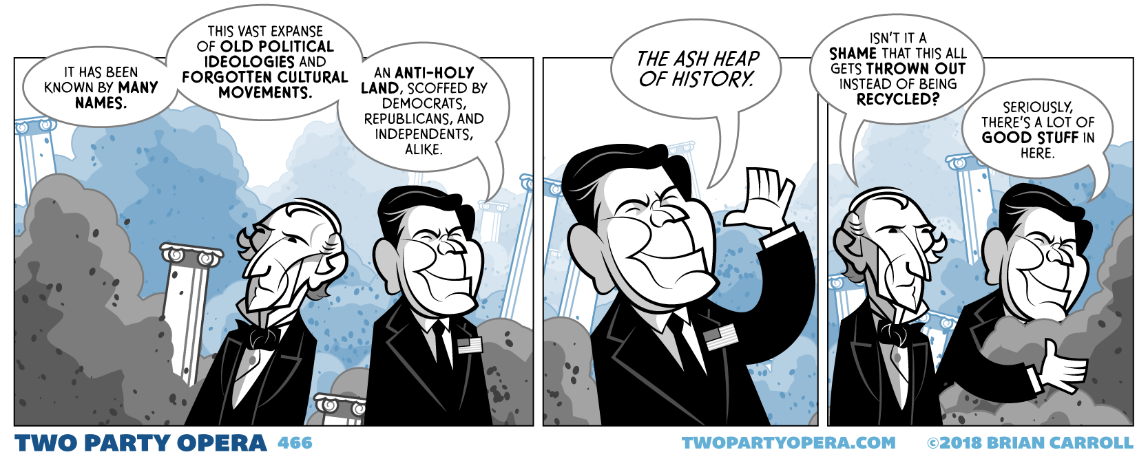 Ash Heap of History