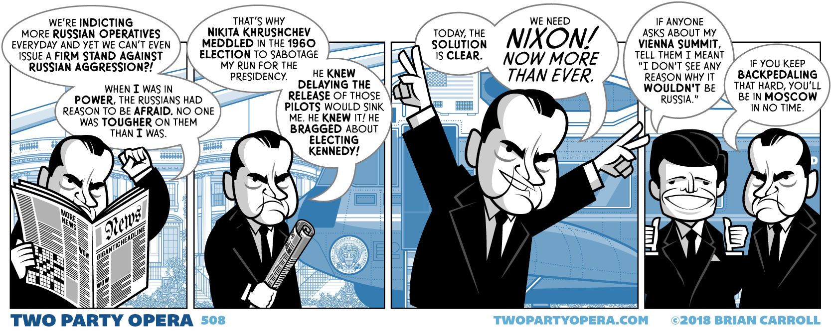 Nixon Now More Than Ever