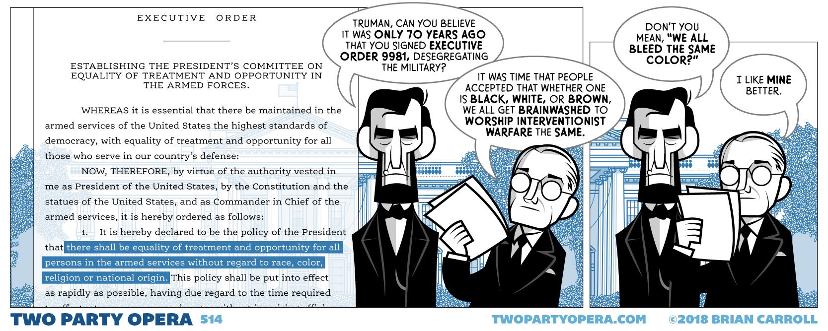 Executive Order 9981