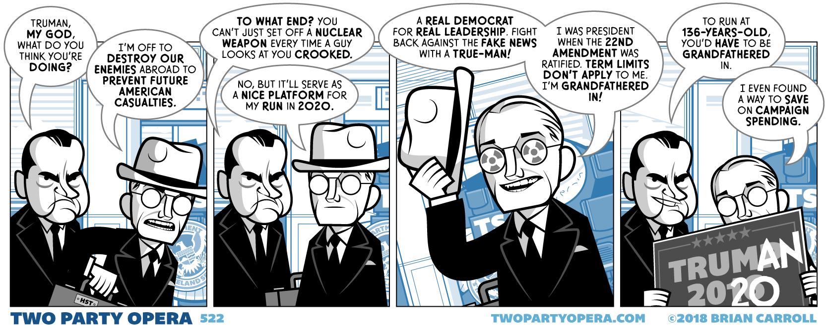 Truman 2020