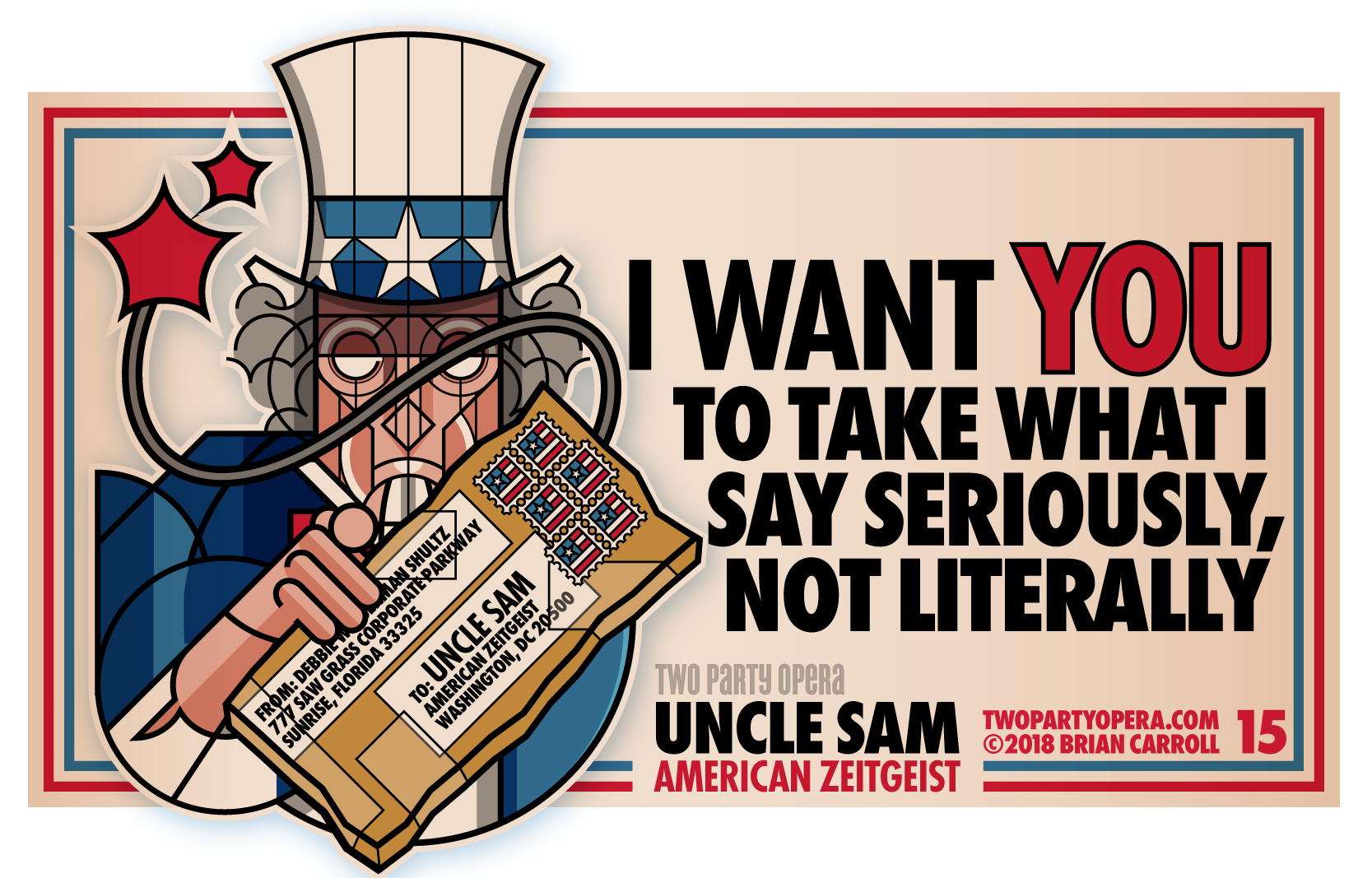 Uncle Sam: American Zeitgeist – 15