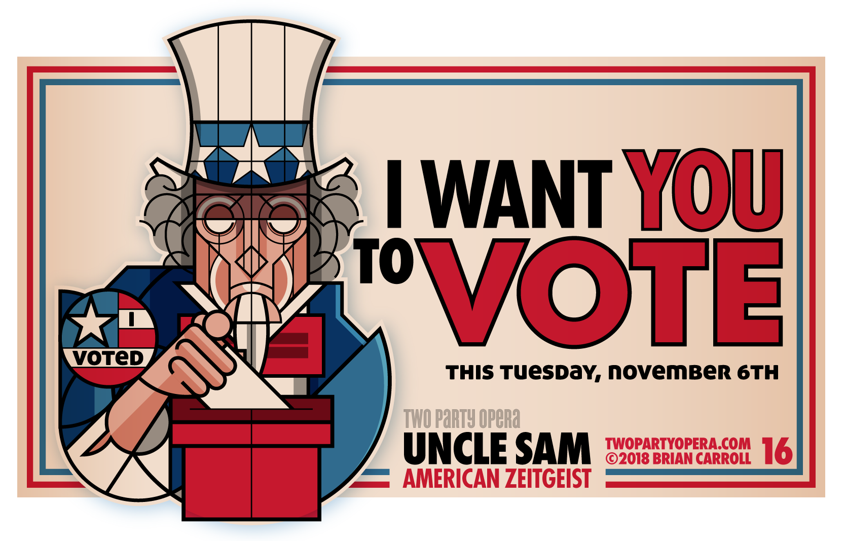 Uncle Sam: American Zeitgeist – 16