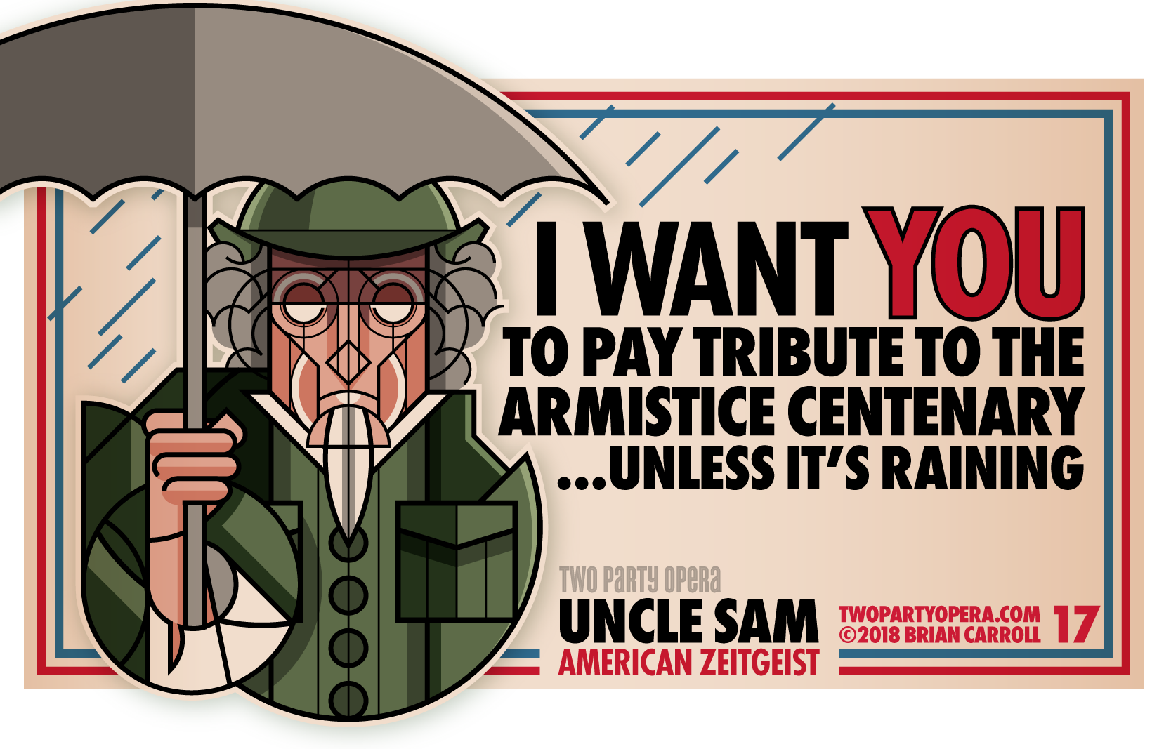 Uncle Sam: American Zeitgeist – 17