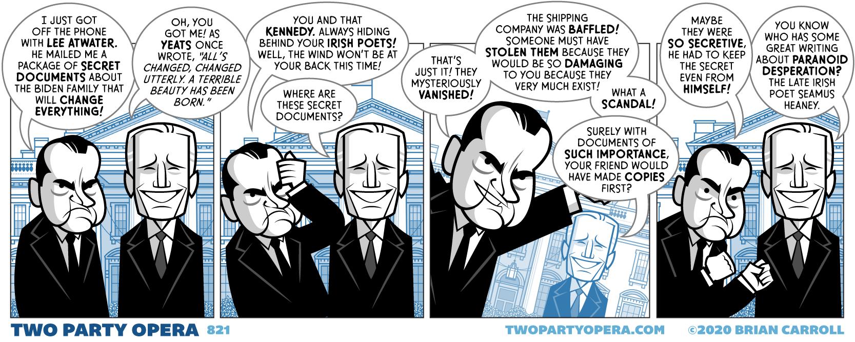 Totally Real Secret Biden Documents